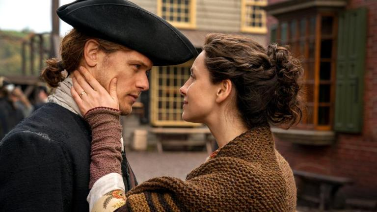 "Outlander 4x01 ""America the Beautiful"""