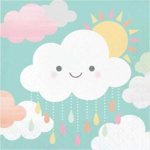 Servilleta de Nubes