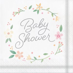 Servilleta de Baby Shower