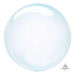 Globo Mylar Burbuja Azul
