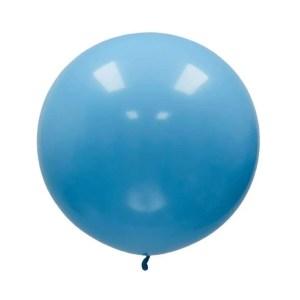Globo Gigante Azul Cielo Decorativo