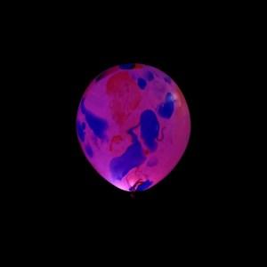 Globo Con Luz Multicolor