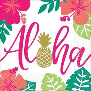 Servilletas Aloha