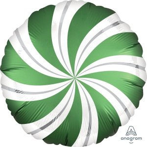 Globo Mylar Emerald Candy