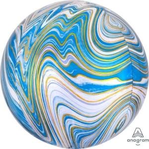 Globo Orbz Blue Marblez