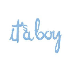 Globo Mylar It´s a Boy