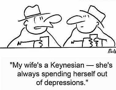 "Did ""Keynesian Economic Theory"" fail in the post-crisis"