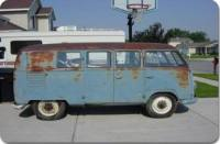 Barn Door Vw Bus Pictures to Pin on Pinterest - PinsDaddy