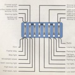 Vw Beetle Wiring Diagram 1966 Volvo 940 Engine 1965 | Thegoldenbug.com