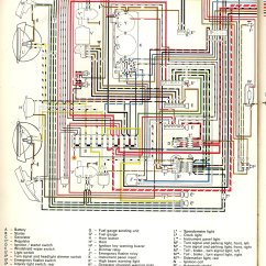 71 Vw Bus Wiring Diagram Three Phase Volkswagen Super Beetle Fuse Box Get Free