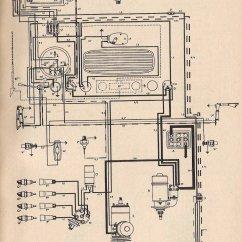Vw Dune Buggy Wiring Diagram Dodge Neon Stereo 1954 Beetle | Thegoldenbug.com