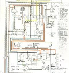 1969 71 beetle wiring diagram thegoldenbug com 1970 vw beetle headlight switch wiring diagram 1969 71 [ 1588 x 2156 Pixel ]