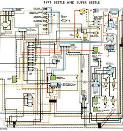 1971 volkswagen wiring diagram wiring diagram expert 1971 vw transporter wiring diagram 1971 vw super beetle [ 1584 x 1257 Pixel ]