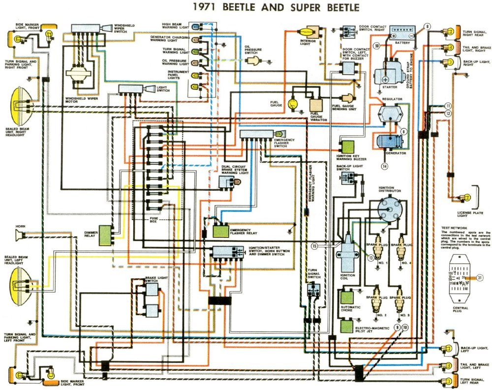 medium resolution of beetle wiring diagram wiring diagrams online