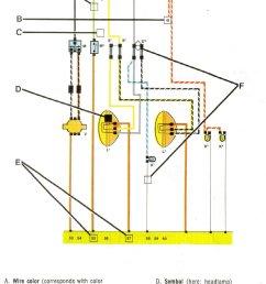 1974 75 super beetle wiring diagram thegoldenbug com [ 909 x 1611 Pixel ]
