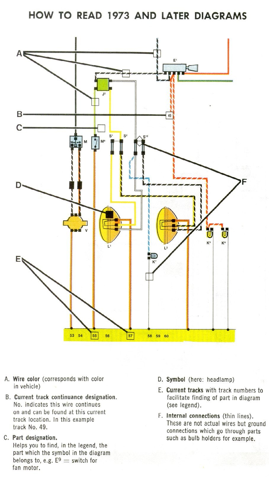 medium resolution of 1974 75 super beetle wiring diagram thegoldenbug com