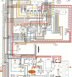 1971 super beetle wiring diagram thegoldenbug com vw alternator diagram vw alternator diagram [ 999 x 1526 Pixel ]