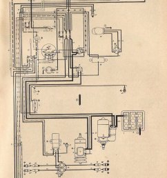 1957 beetle wiring diagram thegoldenbug com vw dune buggy diagram 1957 vw wiring diagram [ 987 x 1449 Pixel ]