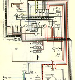 1968 vw beetle wiring diagram [ 928 x 1544 Pixel ]