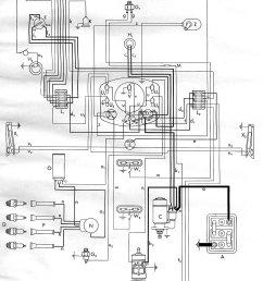 1953 bus wiring diagram thegoldenbug com rh thegoldenbug com wiring diagrams for 2007 volkswagen volkswagen dune buggy wiring [ 994 x 1494 Pixel ]