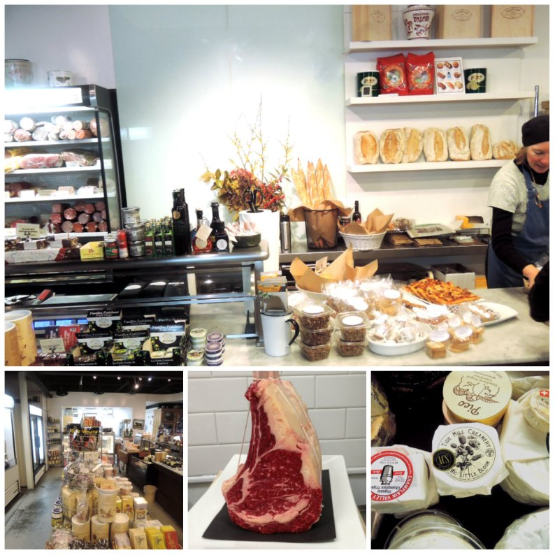 Maine Street Meats offers gourmet packaged goods, local meats, cheese, breads and  house-made charcuterie