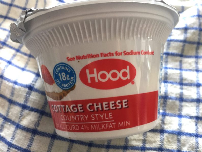 Hood Dairy's Original Cottage Cheese