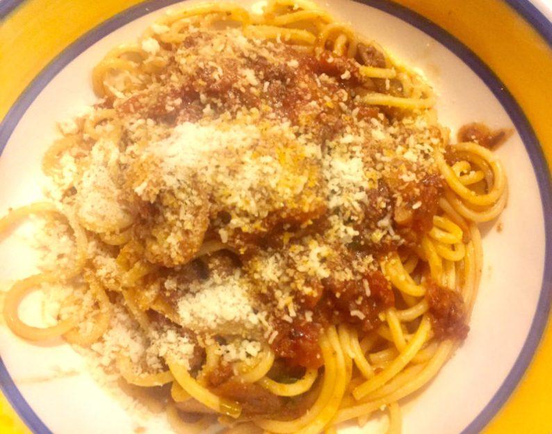 DiGrassie's Spaghetti Sauce
