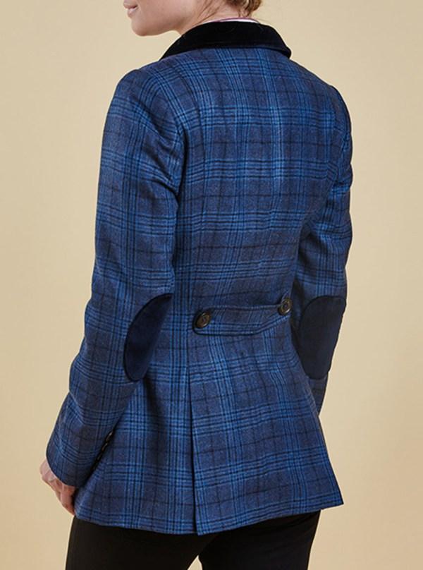 Barbour Ladies Holsteiner Tailored Wool Jacket