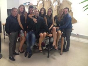 Inauguracion Atelier Losson Couture TheGoldenStyle Personal Shopper Barcelona 3