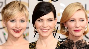 Red Carpet Trends from the 2014 Golden Globes Pendientes Grandes  TheGoldenStyle