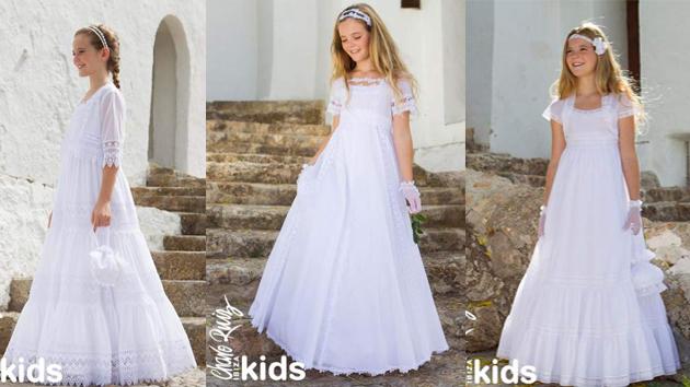 Tendencias de vestidos primera comunión 2014 TheGoldenStyle Eypeques 52