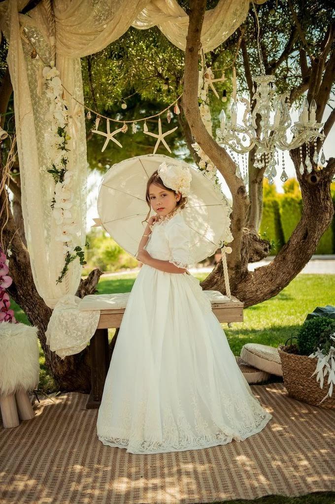 Tendencias de vestidos primera comunión 2014 TheGoldenStyle VESTIDO-COMUNION-2014-BEBES-CHIC-VERSALLES