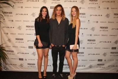 Ganadores Maria Acosta, Conrado Da Cruz y Laia Queralt TheGoldenstyle