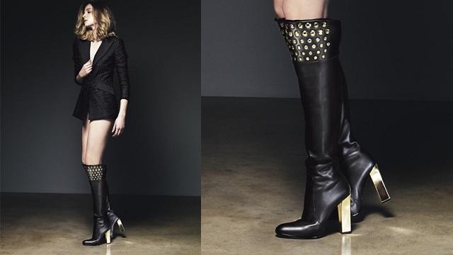 "Tendencias Zapatos Mujer ""Otoño Invierno 2014_2015″rene-caovilla"