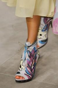 "Tendencias Zapatos Mujer ""Otono Invierno 2014_2015″ TheGoldenStyle Burberry"