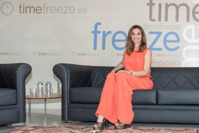 Norma Ruiz Timefreeze
