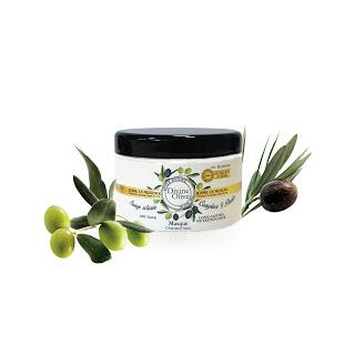 Jeanne en Provence Divine Olive para el cuidado del cabello TheGoldenStyle MascarillaLD