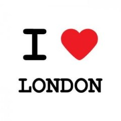 I Love London TheGoldenStyle The Golden Style