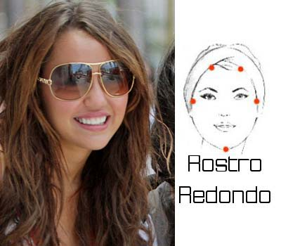 MileyCyrus rostro redondo TheGoldenstyle The GoldenStyle