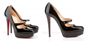 zapatos-louboutin_MARY JANE TheGoldenStyle The Golden Style