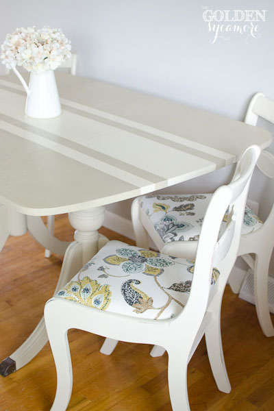 Duncan Phyfe Table  Chairs  The Golden Sycamore