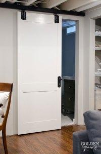 Sliding Barn Doors: Sliding Barn Doors White