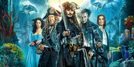 movie pirates of the caribbeam dead men tell no tales