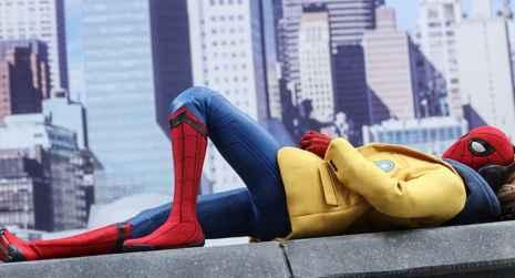 movie spider-man homecoming