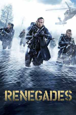 """Poster for the movie """"Renegades"""""""