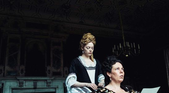 emma stone olivia colman the favourite