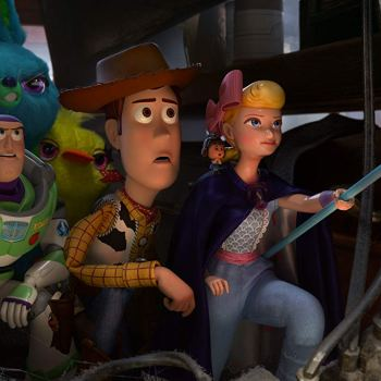 toy story 4 personagens