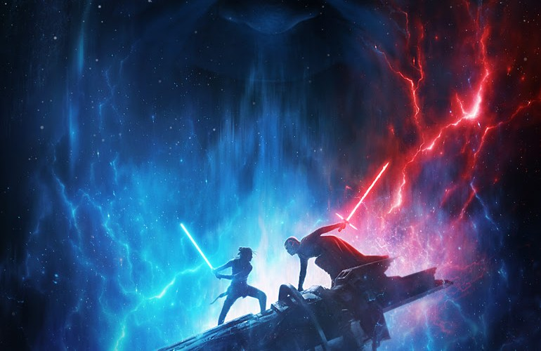 poster star wars the rise of skywalker