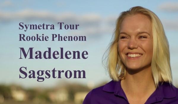 Interview: Madelene Sagstrom