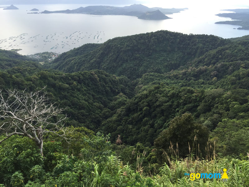 Mountains of Taal